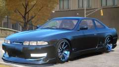 Nissan Silvia S14 V1 для GTA 4