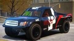 Toyota Tundra Sahara PJ4 для GTA 4