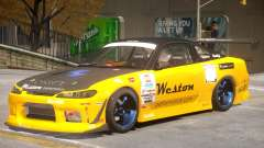 Nissan Silvia S15 Upd
