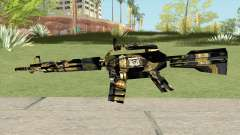 Assault Rifle (French Armed Forces) для GTA San Andreas