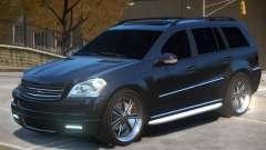 Mercedes GL450 V1 для GTA 4