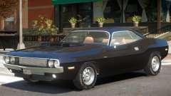 1970 Dodge Challenger V1.2 для GTA 4