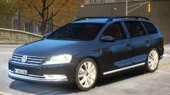 Volkswagen Passat B7 для GTA 4