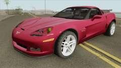 Chevrolet Corvette Z06 IVF для GTA San Andreas