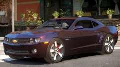 Chevrolet Camaro E12 для GTA 4