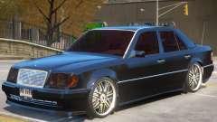 Mercedes E500 V1 для GTA 4