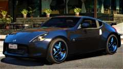 Nissan 370Z Improved для GTA 4