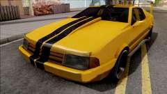Custom Cadrona v5 для GTA San Andreas