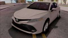 Toyota Camry 2019 Saudi Drift Edition