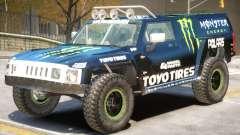 Hummer H3 V1 PJ1 для GTA 4