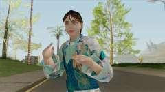 Yukata Girl для GTA San Andreas
