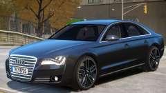 Audi A8 M7 для GTA 4