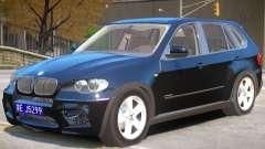 BMW X5M V1 для GTA 4