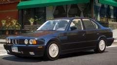 BMW 535i E34 V1.0 для GTA 4