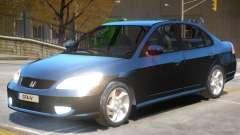 Honda Civic Stock для GTA 4