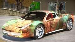 Ferrari 458 Challenge PJ5 для GTA 4