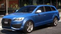 Audi Q7 V12 Upd для GTA 4