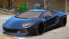 Lamborghini Aventador LP700 для GTA 4
