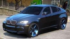 BMW X6M V1 для GTA 4