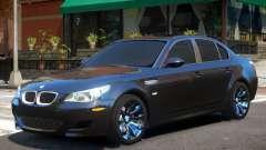 BMW M5 Stock V1.1 для GTA 4