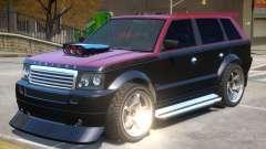 Enus Huntley Sport Custom для GTA 4