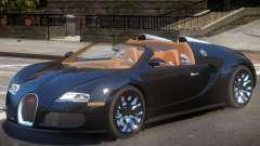 Bugatti Veyron Spider для GTA 4