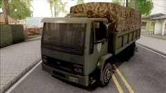 Ford Cargo 2422 Exercito Brasileiro