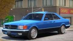 1987 Mercedes W126 R1 для GTA 4