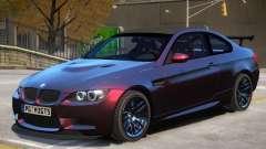 BMW M3 GT Sport для GTA 4