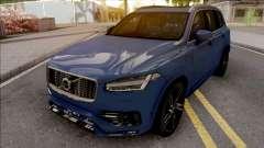 Volvo XC90 T8 Blue для GTA San Andreas