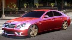 Mercedes Benz CLS AMG V2 для GTA 4
