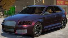 Audi S3 Tuning для GTA 4