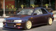 1998 Subaru Impreza V1.0 для GTA 4