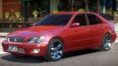 Lexus IS300 R2 для GTA 4