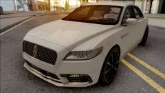 Lincoln Continental White для GTA San Andreas