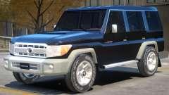 Toyota Land Cruiser E10 для GTA 4