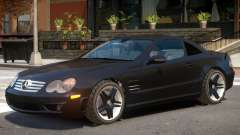 Mercedes Benz SL65 V1.0 для GTA 4