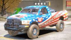 Dodge Power Wagon Baja V1 PJ1 для GTA 4