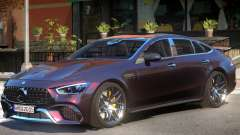 Mercedes GT63S для GTA 4