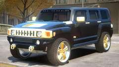 Hummer H3 V1.2 для GTA 4