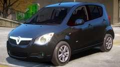 Vauxhall Agila V1 для GTA 4