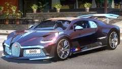 Bugatti Divo Sport V2 для GTA 4