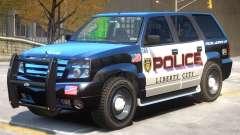 Albany Cavalcade Police для GTA 4