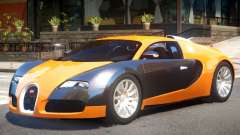 Bugatti Veyron Up для GTA 4