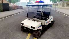 Nagasaki Caddy 1992 Hometown Police для GTA San Andreas