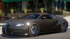 Bugatti Veyron Sport для GTA 4