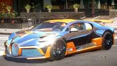 Bugatti Divo V1.1 для GTA 4
