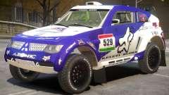 Mitsubishi Montero V1 PJ3 для GTA 4