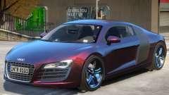 Audi R8 V1.2 для GTA 4