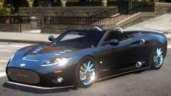 Spyker C8 V1.1 для GTA 4